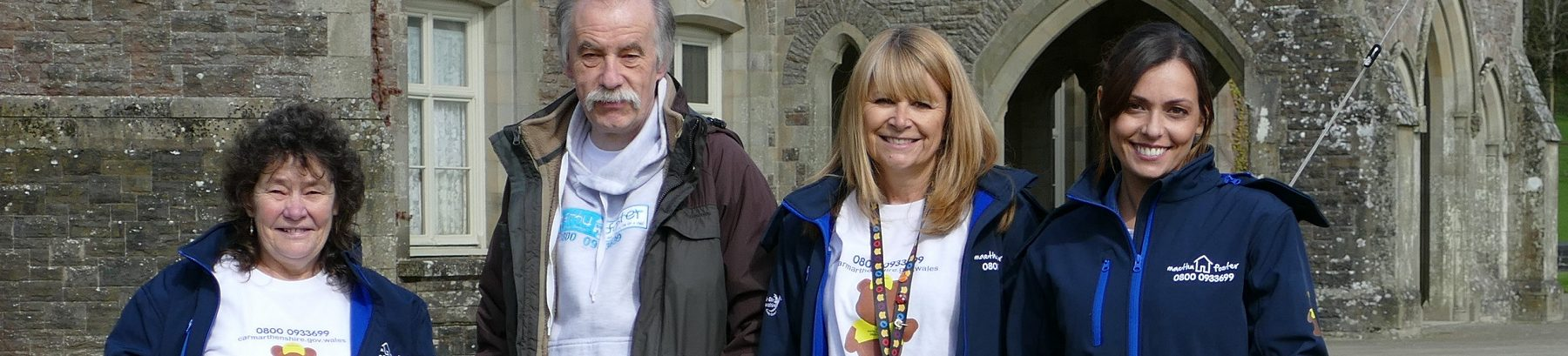 Support Team Foster Carmarthenshire