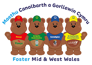 Mid and West Wales Fostering service