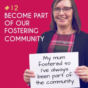 Reason to Foster 12: Become part of our fostering community