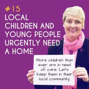 Reason to Foster 15: Local children and young people urgently need a home