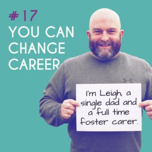 Reason to Foster 17: You can change career
