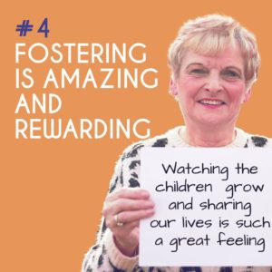 Reason to Foster 4: Fostering is amazing and rewarding