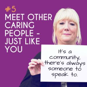 Reason to Foster 5: Meet other caring people – just like you